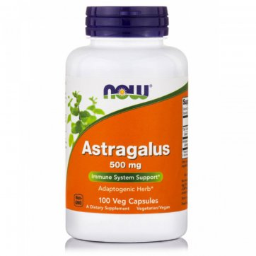 NOW Astragalus - 500mg
