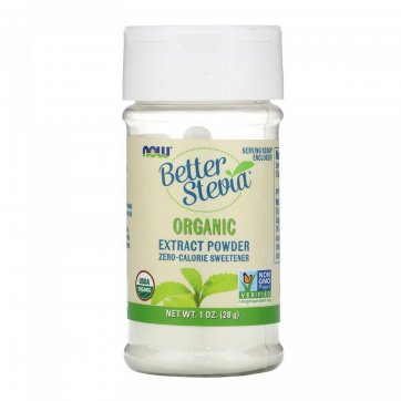 NOW Better Stevia - Powder