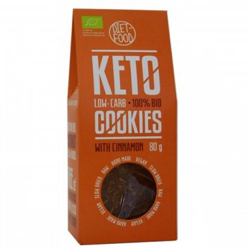 ΕΛΙΞΗΡΙΟ Keto cookies with cinnamon