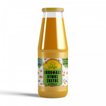 ΕΛΙΞΗΡΙΟ Sea buckthorn - pure juice - 200ml