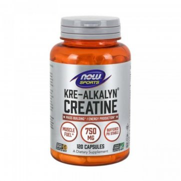 ΕΛΙΞΗΡΙΟ Kre-Alkalyn Creatine 120 caps