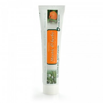 ΕΛΙΞΗΡΙΟ Toothpaste with mastic & tangerine
