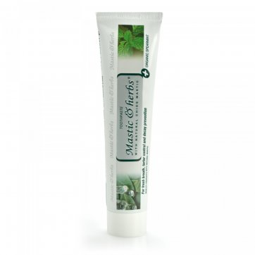 ΕΛΙΞΗΡΙΟ Toothpaste with mastic & mint