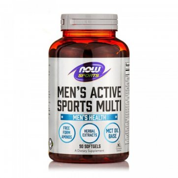 ΕΛΙΞΗΡΙΟ Men's Active Sports Multi 90 Softgels