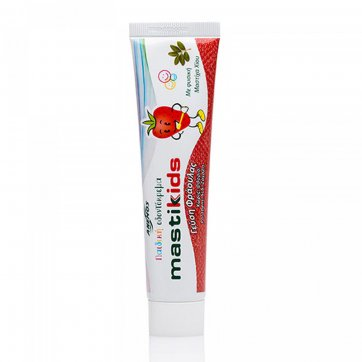 ΕΛΙΞΗΡΙΟ Children's toothpaste with mastic & strawberry